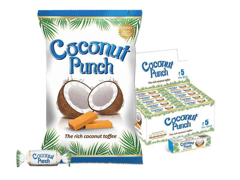 Coconut Punch Re 1